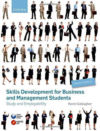 9780199644261: Skills Development for Business and Management Students: Study and Employability