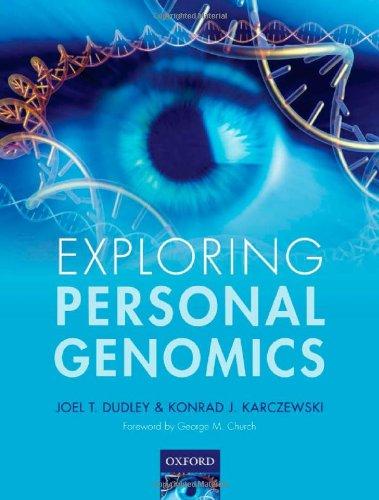 9780199644483: Exploring Personal Genomics