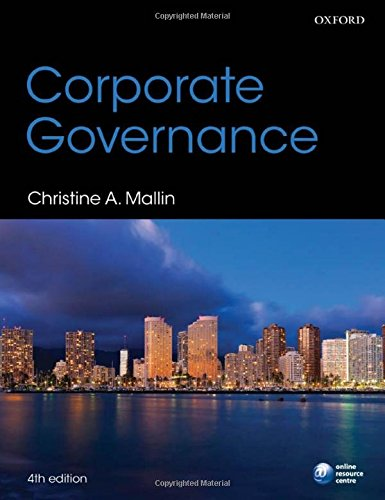 9780199644667: Corporate Governance