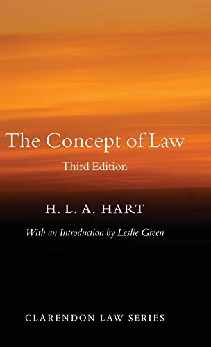 9780199644698: The Concept of Law (Clarendon Law Series)
