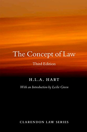 9780199644704: The Concept of Law (Clarendon Law Series)