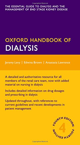 9780199644766: Oxford Handbook of Dialysis (Oxford Medical Handbooks)