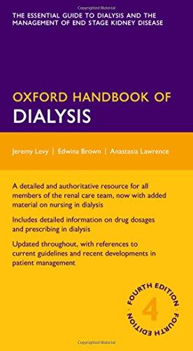 9780199644766: Oxford Handbook of Dialysis (Oxford Medical Handbooks)