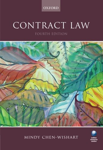9780199644841: Contract Law