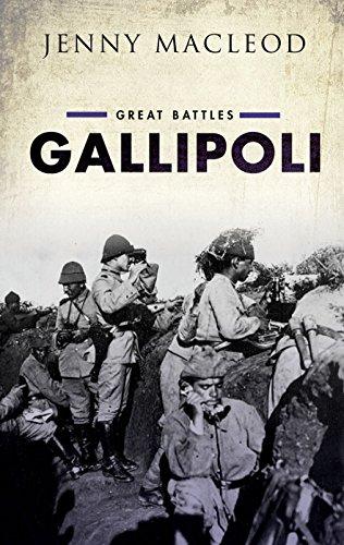 9780199644872: Gallipoli: Great Battles Series
