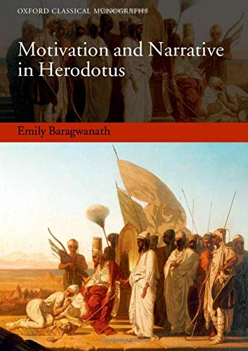9780199645503: Motivation and Narrative in Herodotus (Oxford Classical Monographs)