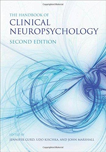 9780199645817: The Handbook of Clinical Neuropsychology