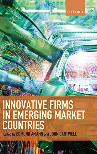 9780199646005: Innovative Firms in Emerging Market Countries