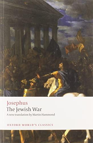 9780199646029: The Jewish War