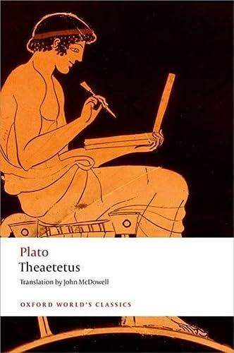 9780199646166: Theaetetus (Oxford Worlds Classics)