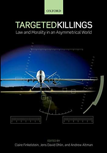 9780199646470: Targeted Killings: Law and Morality in an Asymmetrical World