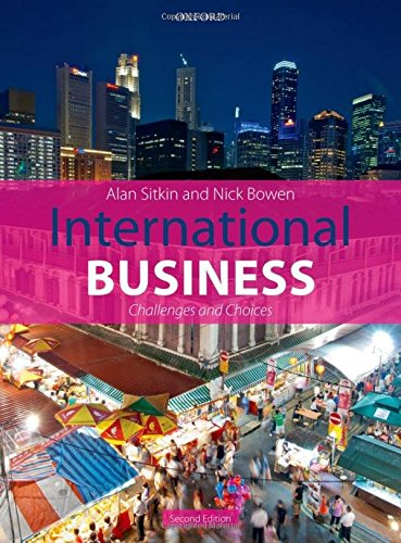 9780199646968: International Business