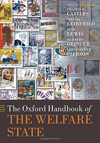 9780199650514: The Oxford Handbook of the Welfare State (Oxford Handbooks)