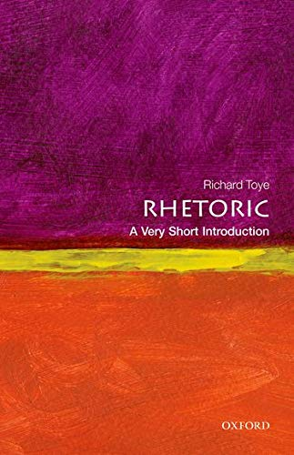9780199651368: Rhetoric: A Very Short Introduction (Very Short Introductions)