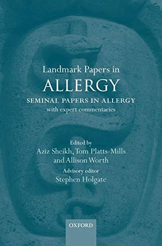 9780199651559: Landmark Papers in Allergy: Seminal Papers in Allergy with Expert Commentaries