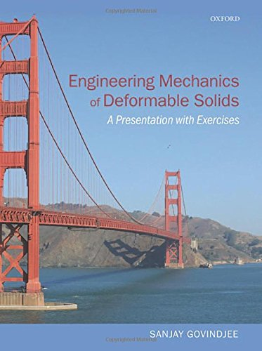 9780199651641: Engineering Mechanics of Deformable Solids: A Presentation with Exercises