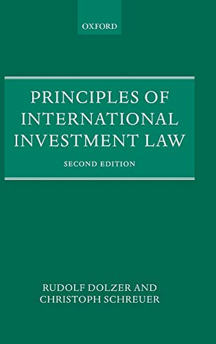 9780199651795: Principles of International Investment Law