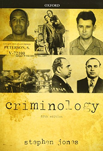 9780199651849: Criminology