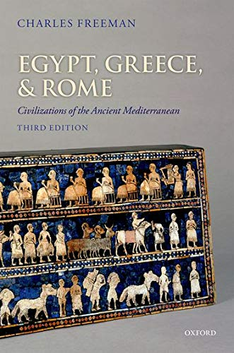 9780199651924: Egypt, Greece, and Rome: Civilizations of the Ancient Mediterranean