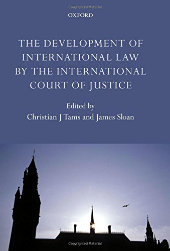 9780199653218: The Development of International Law by the International Court of Justice