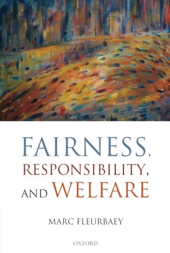 9780199653591: Fairness, Responsibility, and Welfare
