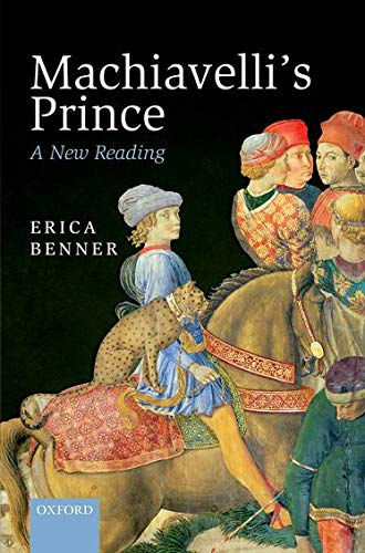 9780199653638: Machiavelli's Prince: A New Reading