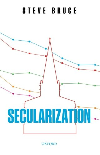 Secularization. In Defence of an Unfashionable Theory.: BRUCE, S.,