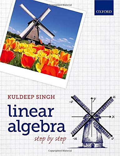 9780199654444: Linear Algebra: Step by Step