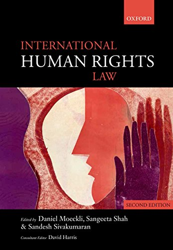 9780199654574: International Human Rights Law