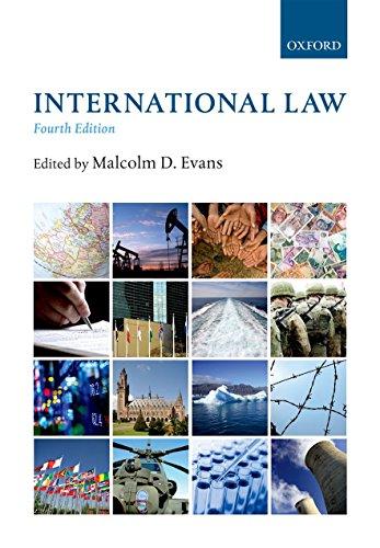 9780199654673: International Law