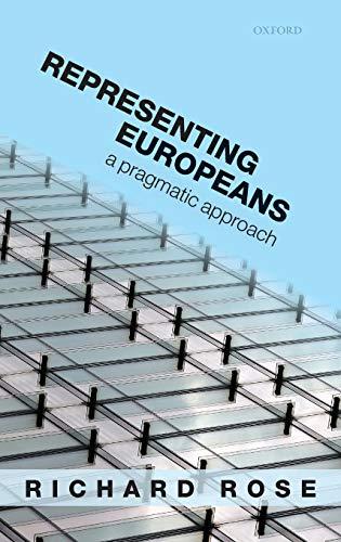9780199654765: Representing Europeans: A Pragmatic Approach