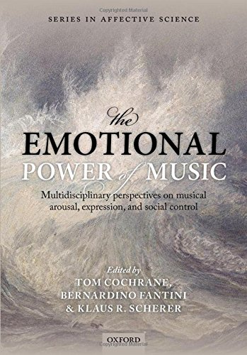 9780199654888: The Emotional Power of Music (Series in Affective Science)