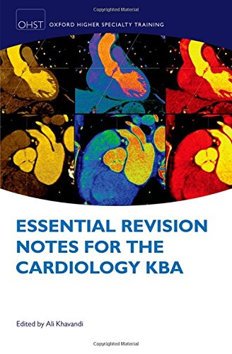 9780199654901: Essential Revision Notes for Cardiology KBA (Oxford Specialty Training: Revision Texts)