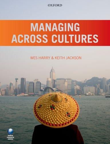 9780199654970: Managing Across Cultures