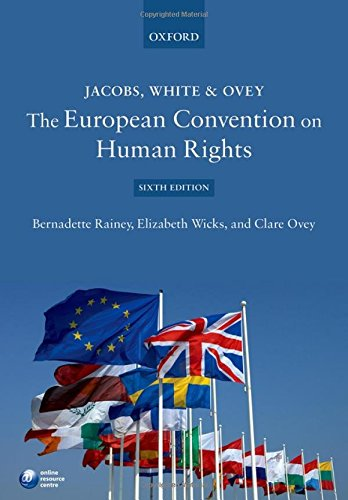 9780199655083: Jacobs, White & Ovey: The European Convention on Human Rights