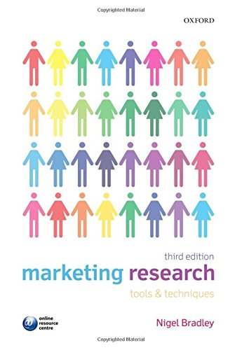 9780199655090: Marketing Research: Tools and Techniques