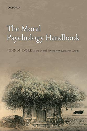 9780199655489: The Moral Psychology Handbook