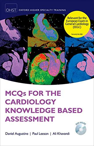 9780199655519: MCQs for Cardiology Knowledge Based Assessment (Oxford Higher Secialty Training)