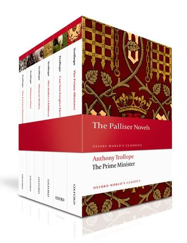 9780199655687: The Palliser Novels (Oxford World's Classics)