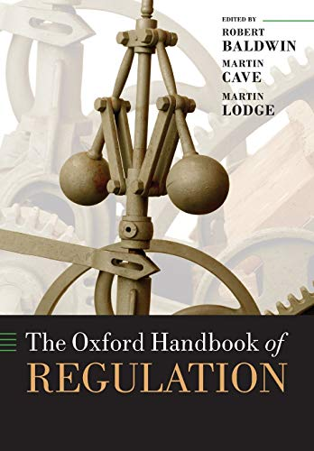 9780199655885: The Oxford Handbook of Regulation (Oxford Handbooks)