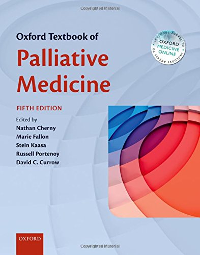 Oxford Textbook of Palliative Medicine (Hardback)