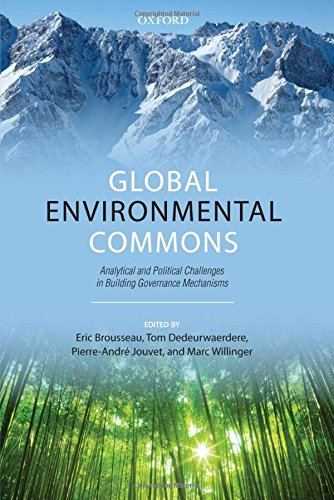 9780199656202: Global Environmental Commons: Analytical and Political Challenges in Building Governance Mechanisms
