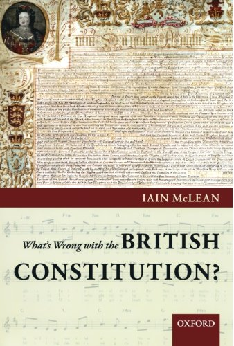 9780199656455: What's Wrong with the British Constitution?