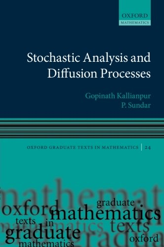 9780199657070: Stochastic Analysis and Diffusion Processes