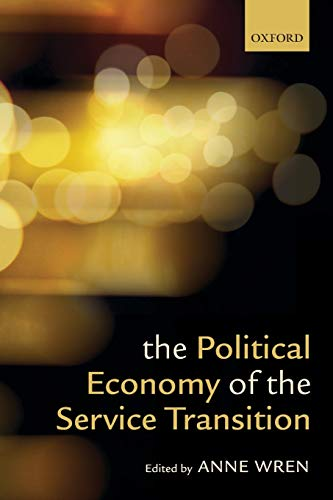 9780199657292: The Political Economy of the Service Transition
