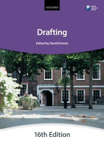 9780199657339: Drafting (Bar Manuals)