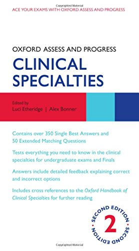 9780199657582: Oxford Assess and Progress: Clinical Specialties