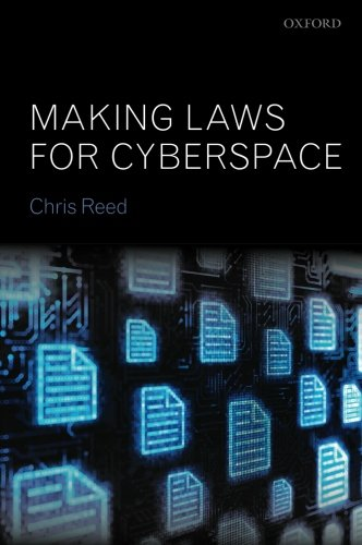 9780199657612: Making Laws for Cyberspace