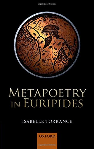 9780199657834: Metapoetry in Euripides