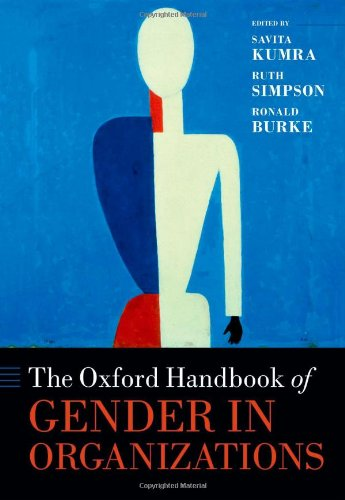 9780199658213: The Oxford Handbook of Gender in Organizations (Oxford Handbooks)